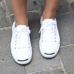 Converse Jack Purcell Lace Up Sneakers
